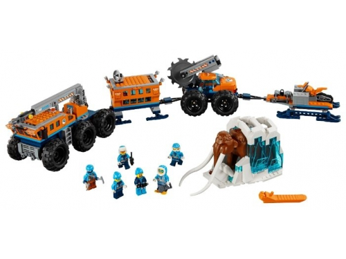Конструктор Lego City Arctic Expedition (60195), вид 3