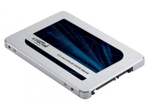 SSD-накопитель SSD Crucial CT500MX500SSD1N 500Gb, SATA3, вид 1