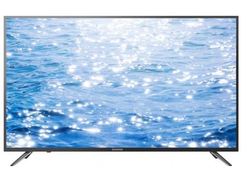телевизор Daewoo U49V870VKE, черный, вид 2
