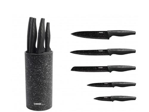 Набор кухонных ножей Winner WR-7356, вид 1