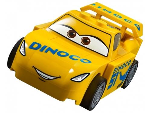 Конструктор LEGO Juniors 10745 Финальная гонка Флорида 500, вид 5