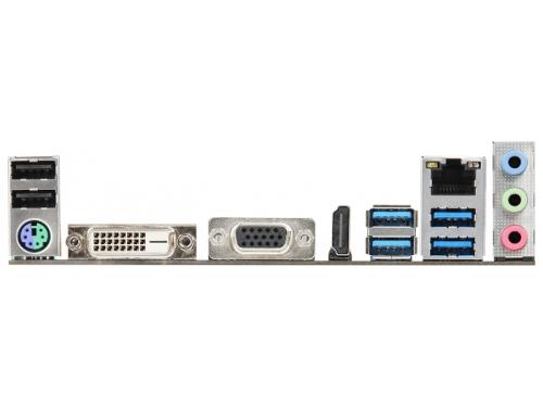 Материнская плата ASRock A320M-HDV R3.0 Soc-AM4 AMD, mATX, DDR4, SATA3, USB 3.0, вид 3