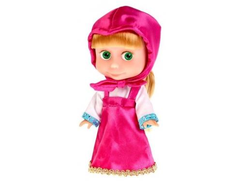 Кукла Карапуз Маша и Медведь, 3 комплекта одежды  (83032X) 15см, вид 2