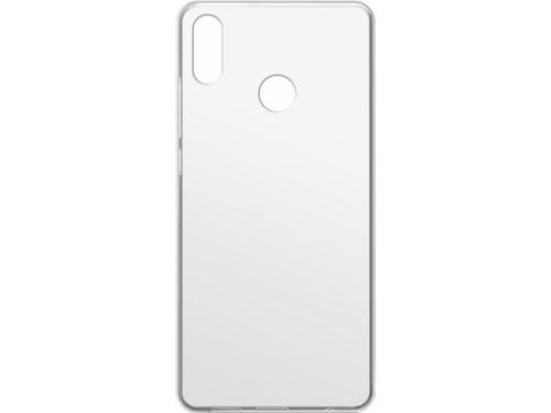 Чехол для смартфона Borasco Silicon для Huawei Honor 8x прозрачный, вид 1