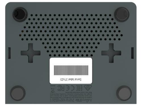 Роутер MikroTik hEX S RB760iGS (1x SFP, 5x Ethernet, PoE, USB, microSD), вид 4