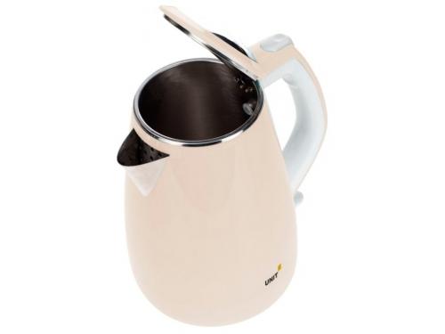 Чайник электрический UNIT UEK-268 черный, вид 3