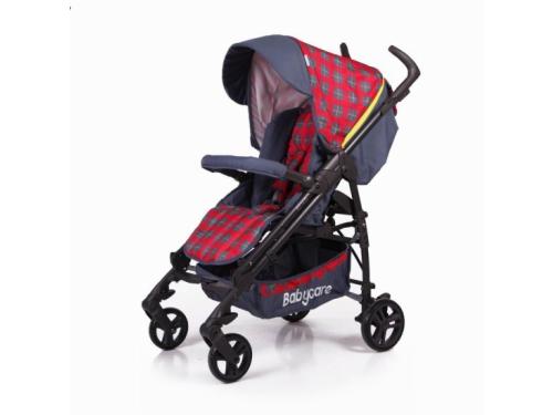 Коляска Baby Care GT4, красная 17, вид 1