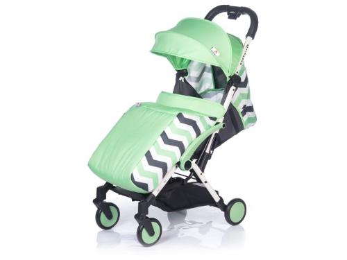 Коляска Babyhit Ambe Plus Green (прогулочная), вид 3