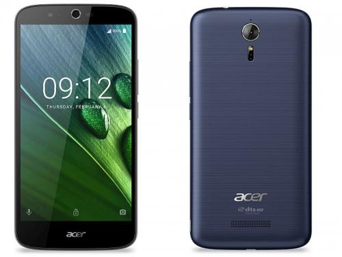 Смартфон Acer Liquid Zest 4G 16Gb Dark Blue, вид 3