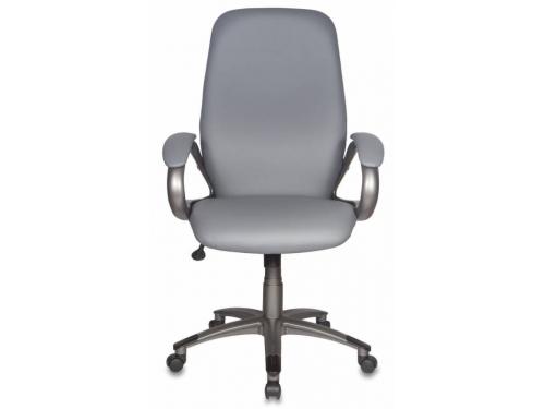 Компьютерное кресло Бюрократ T-700DG/OR-17, серое, вид 2