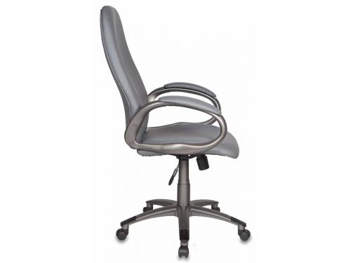 Компьютерное кресло Бюрократ T-700DG/OR-17, серое, вид 3
