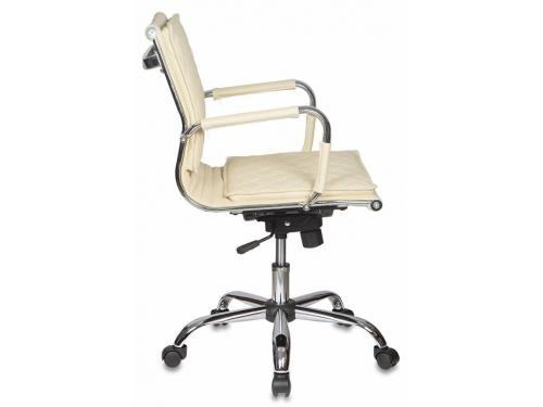 Компьютерное кресло Бюрократ CH-991-Low/Ivory, слоновой кости, вид 2