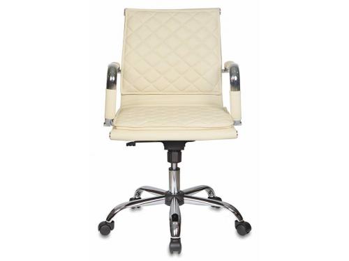 Компьютерное кресло Бюрократ CH-991-Low/Ivory, слоновой кости, вид 3