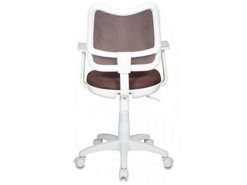 Компьютерное кресло Бюрократ CH-W797/BR/TW-14C, коричневое, вид 2