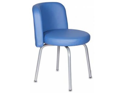 Компьютерное кресло Бюрократ KF-2/OR-03, синее, вид 1