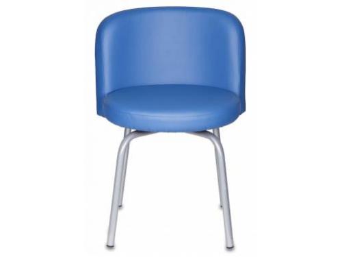 Компьютерное кресло Бюрократ KF-2/OR-03, синее, вид 2