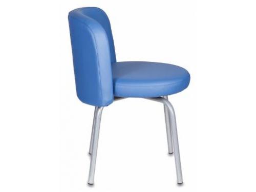 Компьютерное кресло Бюрократ KF-2/OR-03, синее, вид 3