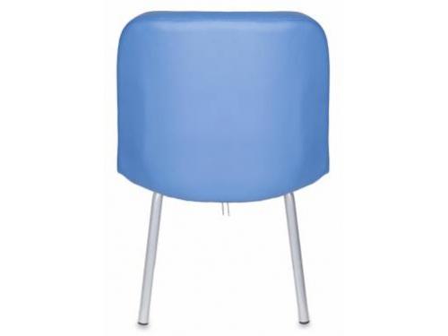 Компьютерное кресло Бюрократ KF-2/OR-03, синее, вид 4