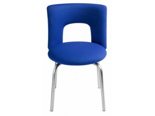 Компьютерное кресло Бюрократ KF-1/INDIGO26-21, синее, вид 2