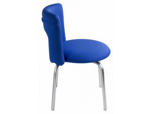 Компьютерное кресло Бюрократ KF-1/INDIGO26-21, синее, вид 3