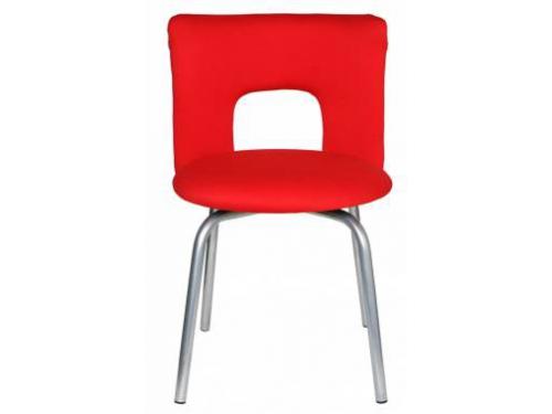 Компьютерное кресло Бюрократ KF-1/RED26-22, красное, вид 2