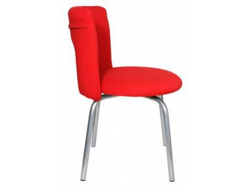 Компьютерное кресло Бюрократ KF-1/RED26-22, красное, вид 3
