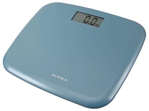 Напольные весы Supra BSS-6050, голубые, вид 1
