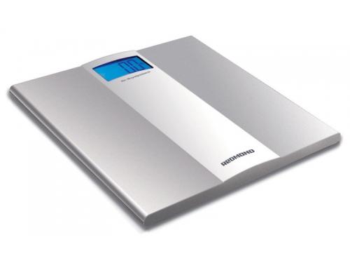 Напольные весы Redmond RS-710, серебристые, вид 1
