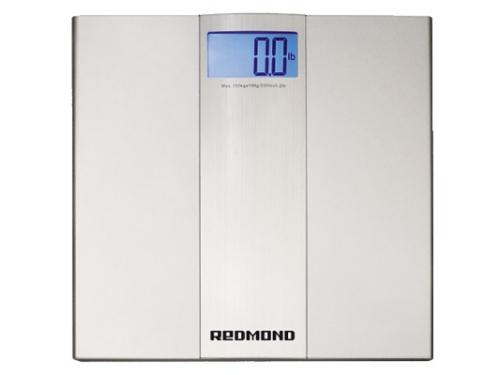 Напольные весы Redmond RS-710, серебристые, вид 2