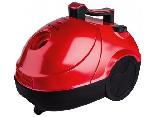 Пылесос Scarlett SC-VC80B03, красный/черный, вид 1