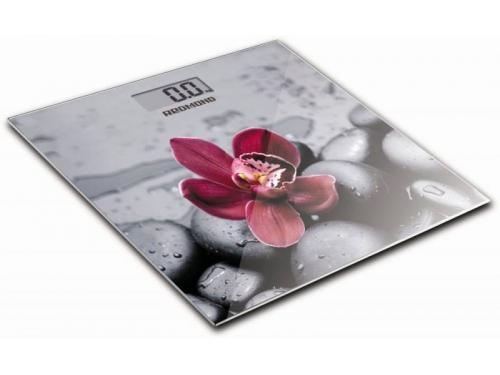 Напольные весы Redmond RS-733 серые/орхидея, вид 1