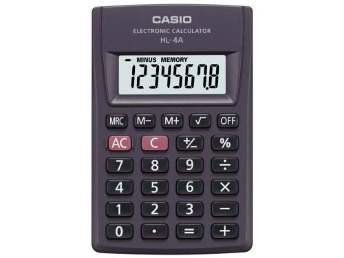 ����������� Casio HL-4A 8-���������, ������, ��� 1