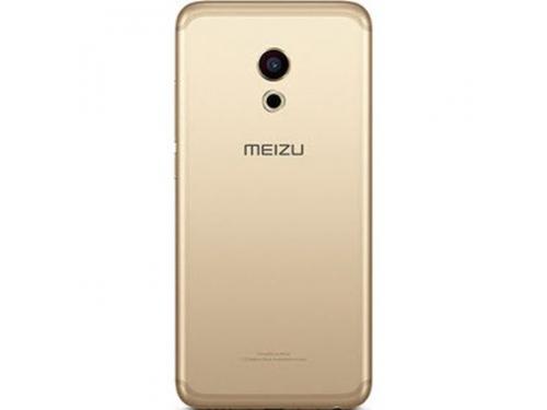 Смартфон Meizu Pro 6 64Gb, золотисто-белый, вид 2
