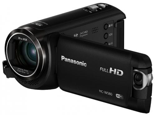 Видеокамера Panasonic HC-W580EE-K, вид 2