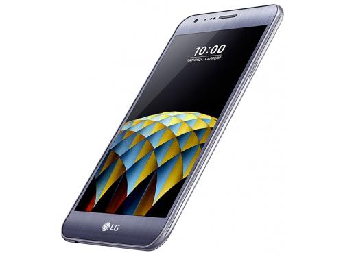 Смартфон LG X Cam K580ds титан, вид 3