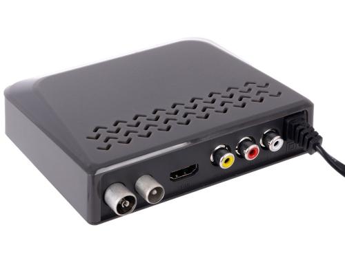 Ресивер BBK SMP018HDT2, темно-серый, вид 2