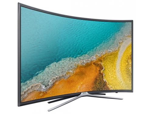 телевизор Samsung UE49K6500AU, темный титан, вид 3