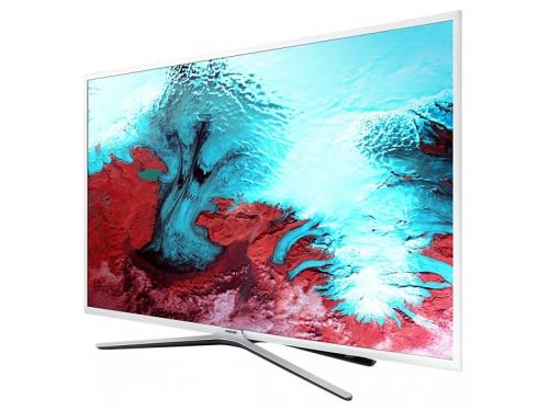 телевизор Samsung UE49K5510AUXRU (49'', Full HD), белый, вид 3