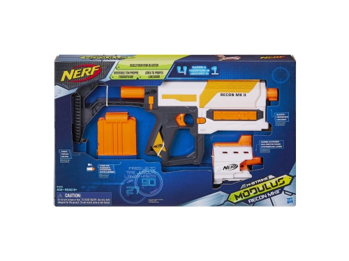 Товар для детей Hasbro nerf модулус Рекон (бластер), разноцветный, вид 2