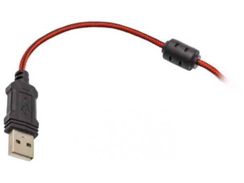 Мышь XTRIKE ME GM-502, черная, вид 5
