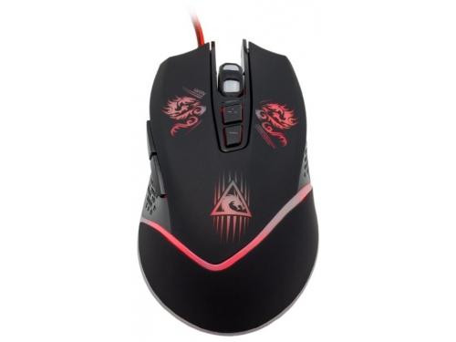 Мышь XTRIKE ME GM-502, черная, вид 4