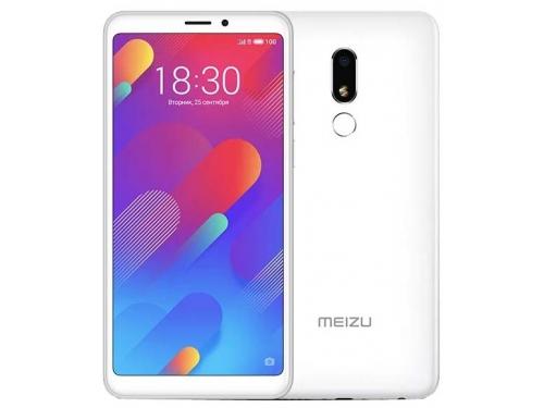 Смартфон Meizu M8 lite 3/32Gb, белый, вид 1