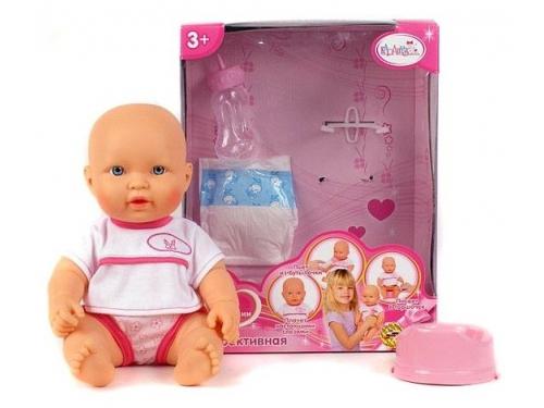 Кукла Карапуз пьет, плачет настоящими слезами (1402R), вид 2