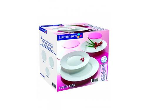 Столовый сервиз Набор Luminarc Every Day Директор 18 предметов (G0566), вид 8