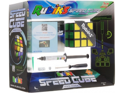 Головоломка Rubik's Скоростной кубик Рубика 3х3 (2015), вид 1