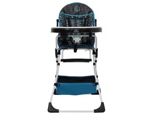 Стульчик для кормления  Polini kids Disney baby 252 Микки Маус, черный, вид 1
