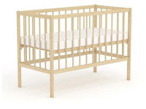 Детская кроватка Фея 101 натуральная, вид 1