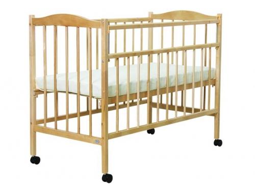 Детская кроватка Фея 203 натуральный, вид 1