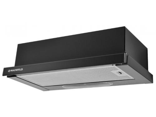 Вытяжка кухонная Maunfeld VS LIGHT (C) 60 черная, вид 1