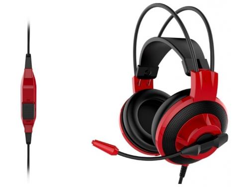 Гарнитура для ПК MSI DS501 gaming headset, вид 2